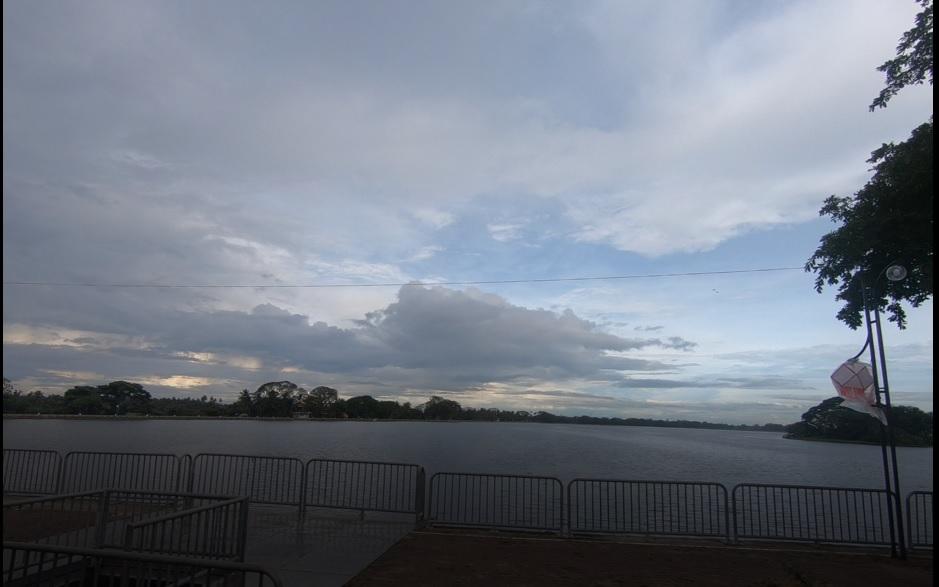 Tissa Wewa lake